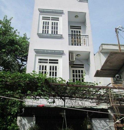 Cần bán gấp căn nhà 1 trệt 2 lầu đường 36 bến phà linh đông
