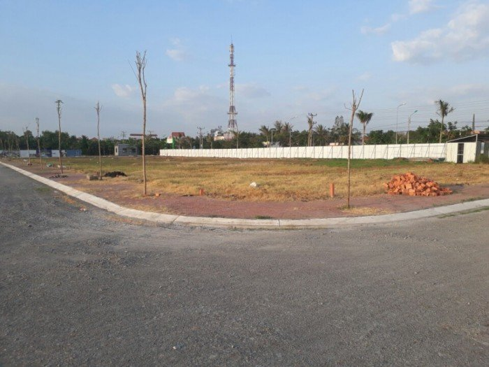 Đất nền ngay Trung Tâm Thành Phố Bà Rịa Giá rẻ DT 100m2