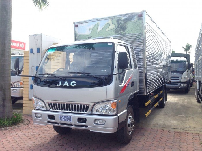 Bán xe tải jac 7 tấn, 7 tấn rưỡi, 8 tấn rưỡi, thùng bạt  giá rẻ Hải Phòng
