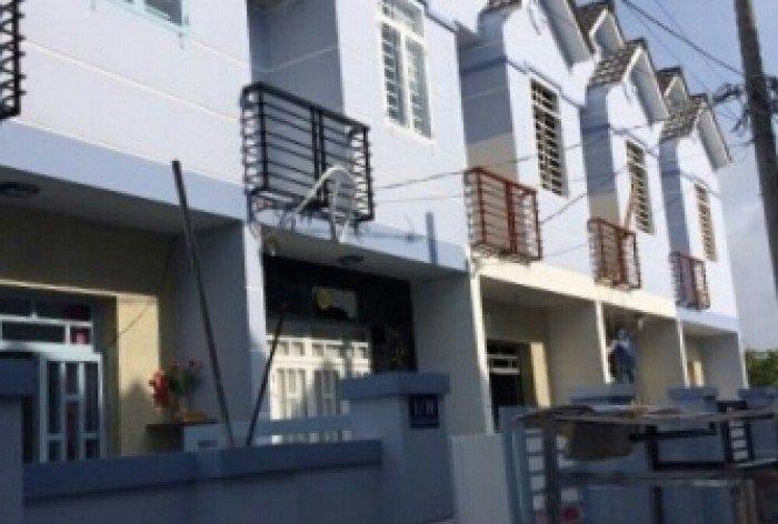 Bán Nhà mới xây DT 5 x 17m 1 trệt 1 lầu SHR_ đường QL50