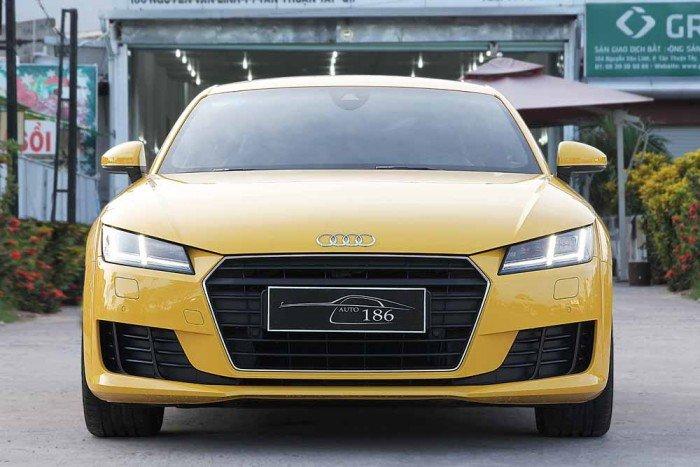 Audi TT sản xuất năm 2016 Số tự động Động cơ Xăng