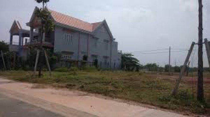 Bán gấp lô đất 5x20 thổ cư 100% gần chợ Tân Phước Khánh