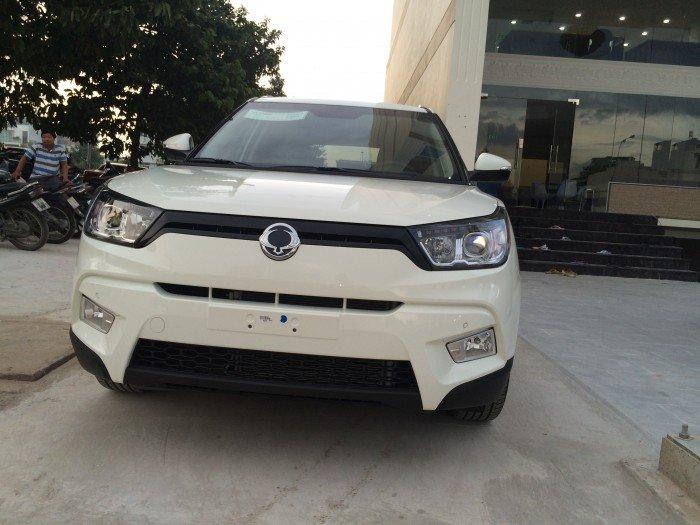 SsangYong Khác sản xuất năm 2016 Số tự động Động cơ Xăng