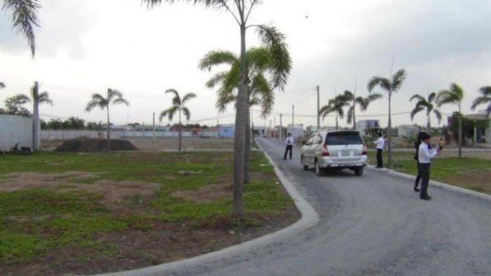 Chính chủ xuất ngoại bán lô đất dự án đã có sổ vì cần tiền gấp, gần đường cao tốc Mỹ Phước Tân Vạn.