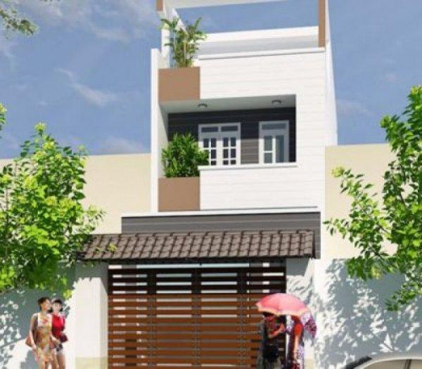 Nhà 1 lầu mới, đẹp 3 PN gần ngã tư Phước Lý Bình Chánh