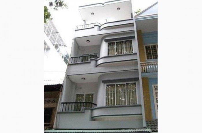 Cho thuê nhà mặt tiền đường Hồ Văn Huê