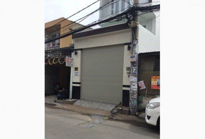 Cho thuê nhà 2 lầu mặt tiền Quang Trung, gò vấp