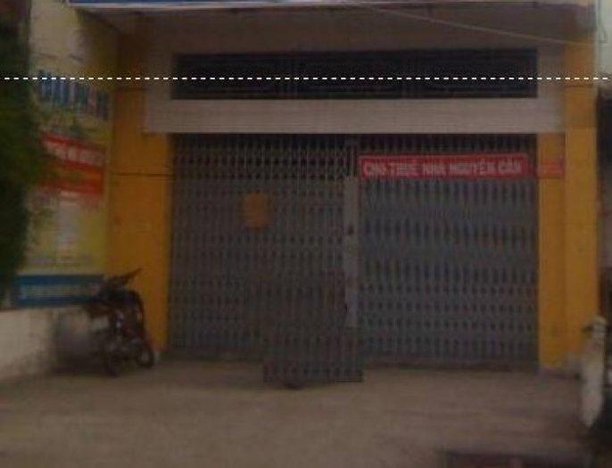 Cho thuê mặt bằng mặt tiền đường Huỳnh Tấn Phát, quận 7