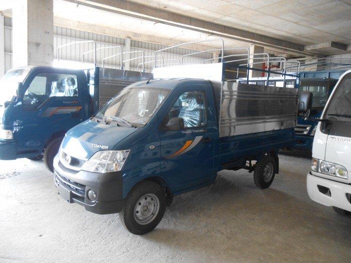 Xe tải nhẹ máy xăng động cơ suzuki tải trọng 900kg, 990kg 3