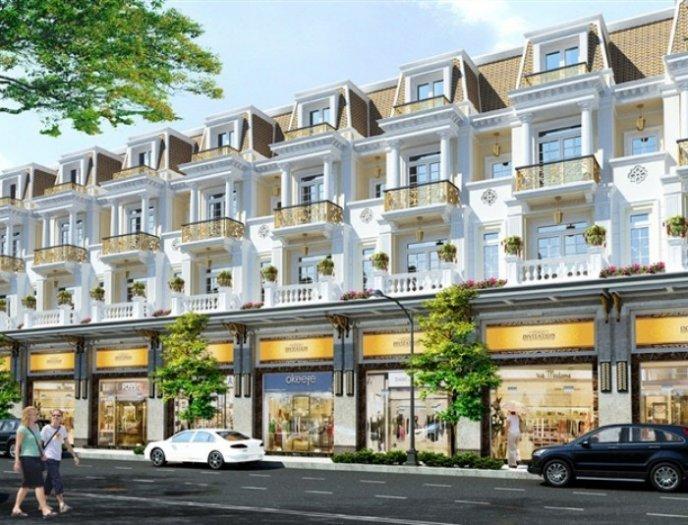 Bán nhà phố 2 mặt tiền đường Nguyễn Văn Săng , Quận Tân Phú , diện tích 120m2, giá 50 triệu/m2