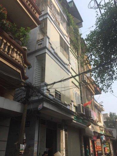Bán gấp nhà Hoàng Quốc Việt, OTO đỗ cửa, KD đỉnh, 58m2 7.1 tỷ