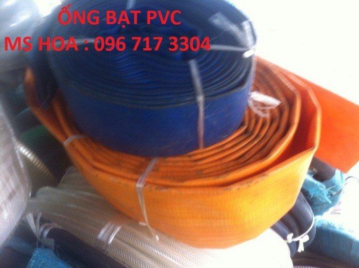 Ống bạt cốt dù PVC PHI 500