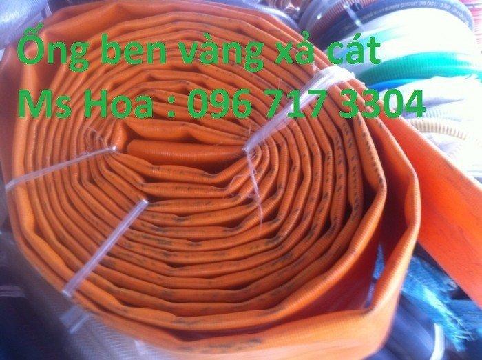 Ống bạt cốt dù PVC PHI 503