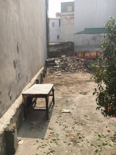 Bán đất đường Đồng Bát Mỹ Đình Nam Từ Liêm DT 69m, giá 3.8 tỷ