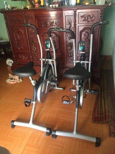 Xe đạp tập thể dục giá rẻ nhất gia lai2
