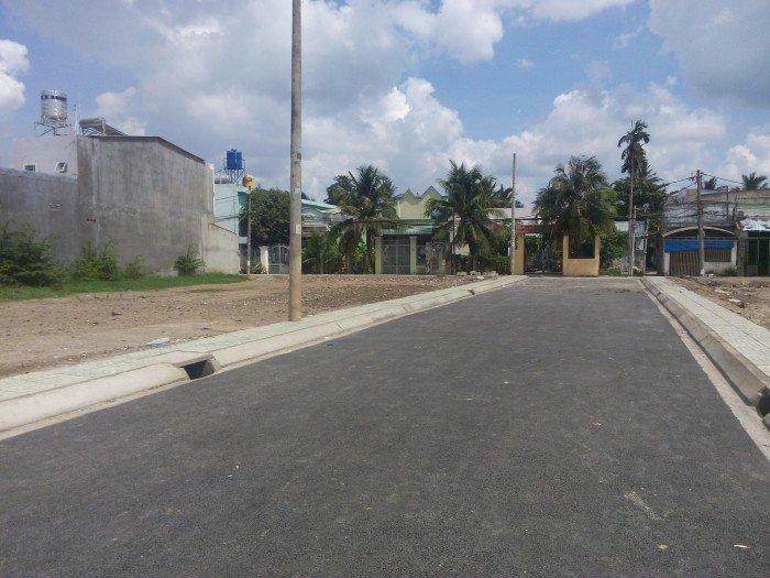 Bán đât An Phú Đông, Quận 12, DT:13x22m, thổ cư 100%, Giá: 2.2 tỷ