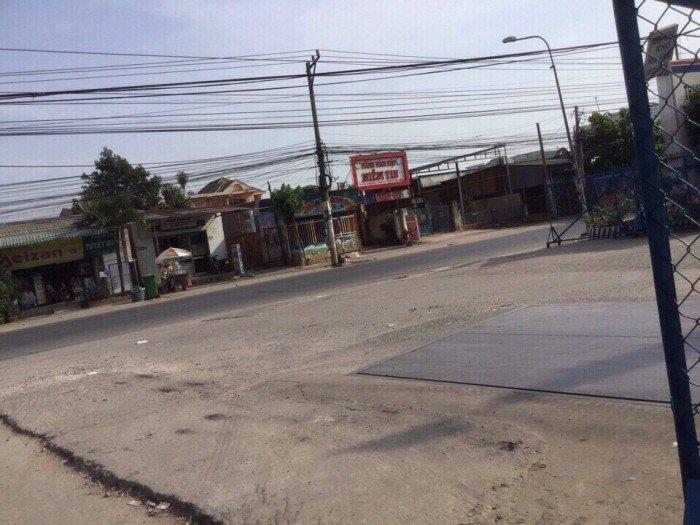 Đất nền MT Bùi Hữu Nghĩa, Bình Hoà, Thuận An. 125m2 SHR, TC