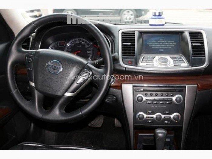 Xe Nissan Teana 2010- Nguyên bản đi 3,6 Vạn Km