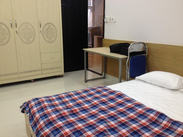 Cho thuê căn hộ  1pn quận 1,full nội thất,không chung chủ,có bếp,đường Trần Khắc Chân