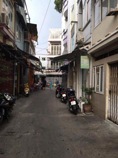 Nhà 3 lầu HXH Trần Hưng Đạo Q1 3x10m 4.28 tỷ