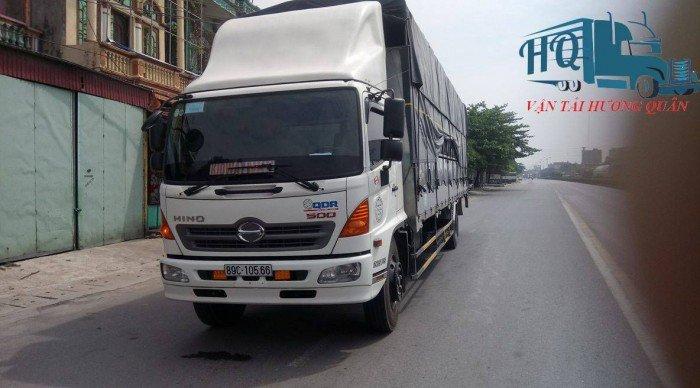 Giá thuê xe tải chở vận chuyển tại Hà Nội
