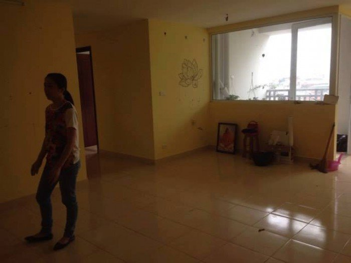 Cho thuê chung cư 51 Quan Nhân;Thanh Xuân;giá 9tr;DT 105m2