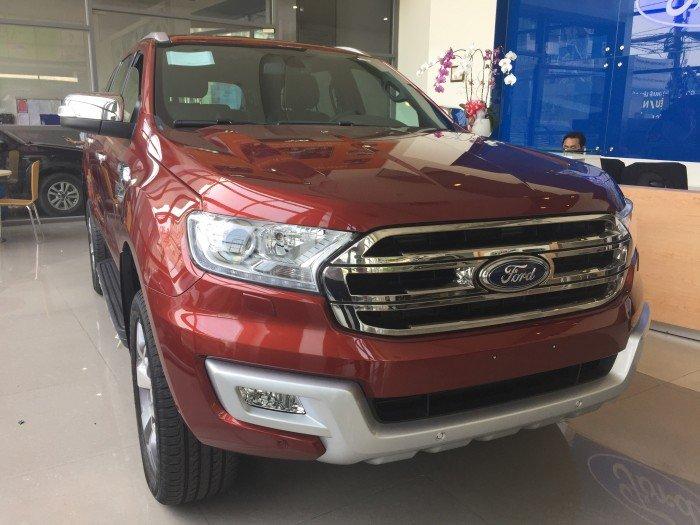 Ford Everest 2.2L Titanium Khuyến Mãi Khủng 0