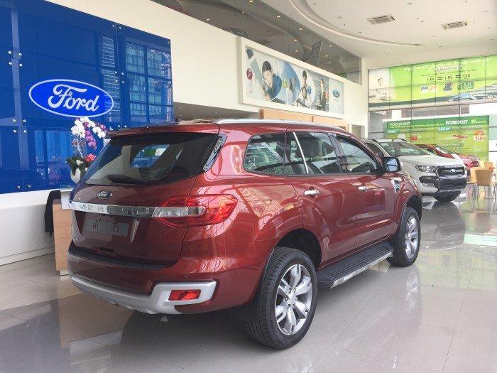 Ford Everest 2.2L Titanium Khuyến Mãi Khủng 2