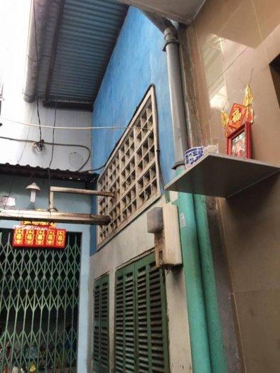 Bán nhà hẻm Trần Phú Q5 3x9m Giá rẻ 1.6 tỷ/tl