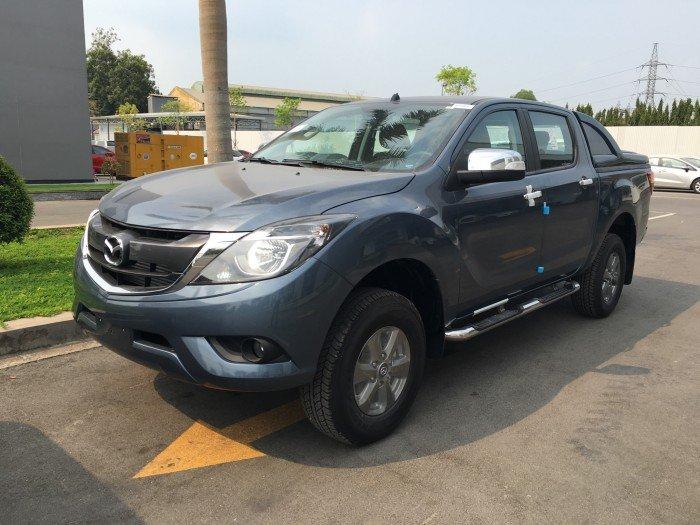 Mazda BT-50 sản xuất năm 2018 Số tự động Dầu diesel