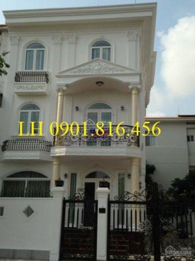 Cho thuê biệt thự Nam Thiên 1, Phú Mỹ Hưng, 5 phòng ngủ