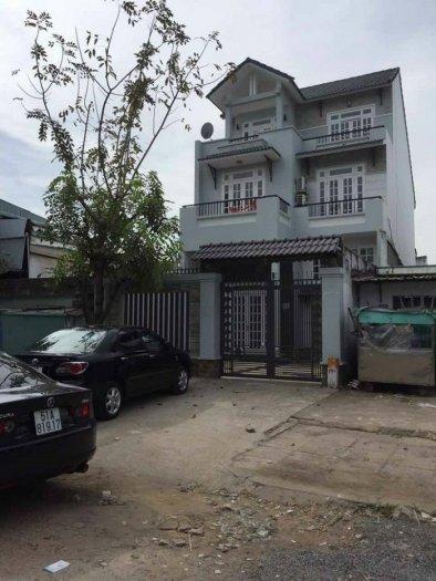 Nhà mặt tiền Nguyễn Văn Linh Quận 7 cần bán gấp