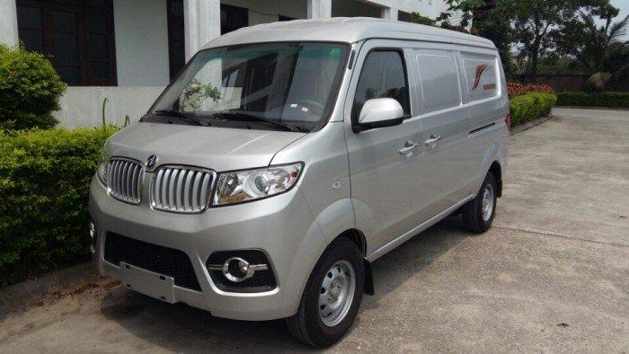 Xe van bán tải Dongben 700kg 5 chỗ X30 V5 thay thế Suzuki APV