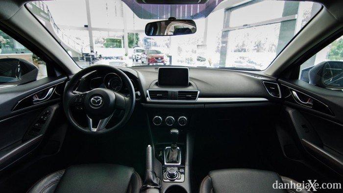 Bán xe MAzda 3 Sedan 1.5 màu trắng , cam kết giá rẻ nhất VĨnh Phúc 5