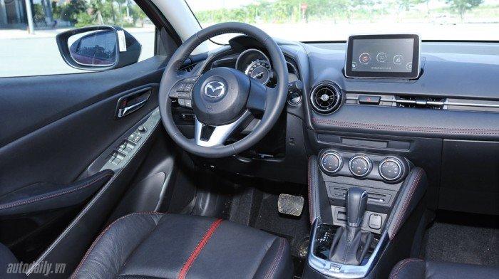 Bán xe Mazda 2 1.5 sedan màu trắng . cam kết giá rẻ nhất Vĩnh Phúc 6