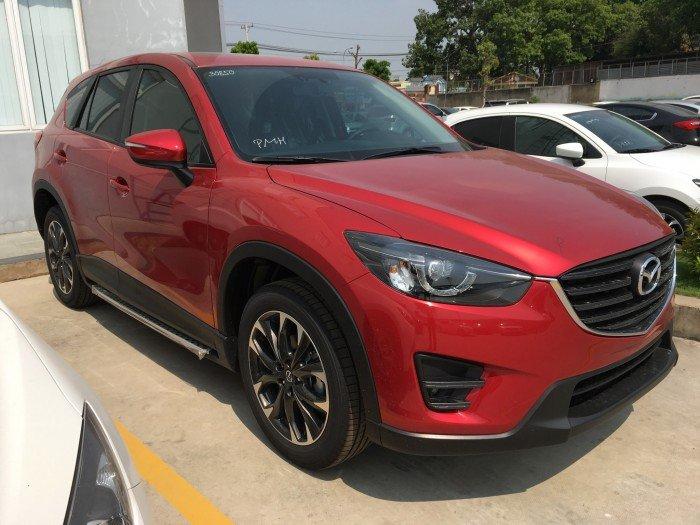 Bán xe Mazda CX 5 2.0  màu đỏ . cam kết giá rẻ nhất Vĩnh Phúc 1