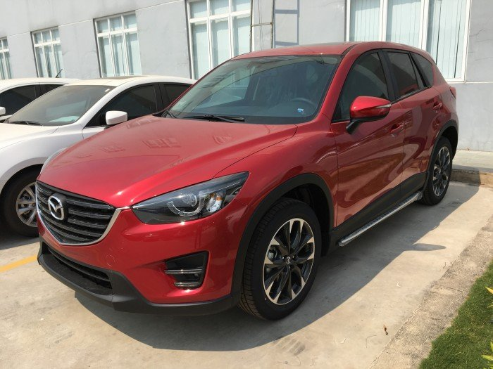 Bán xe Mazda CX 5 2.0  màu đỏ . cam kết giá rẻ nhất Vĩnh Phúc 2