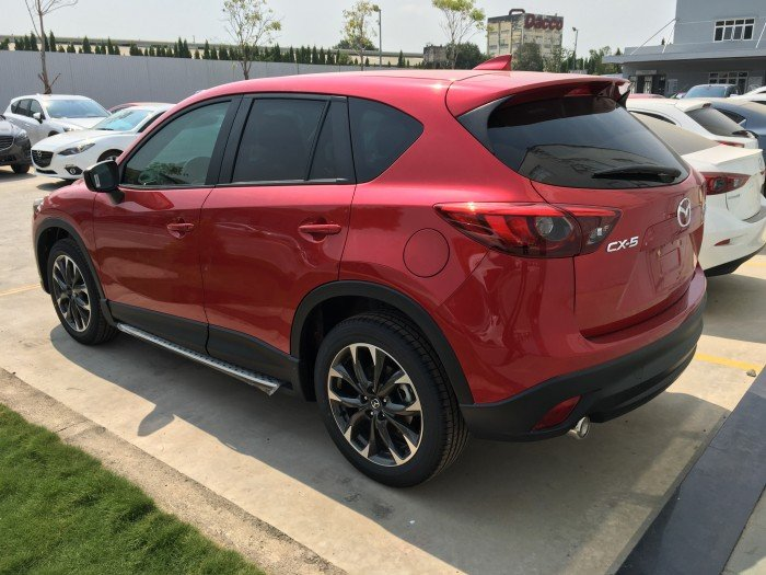 Bán xe Mazda CX 5 2.0  màu đỏ . cam kết giá rẻ nhất Vĩnh Phúc 3