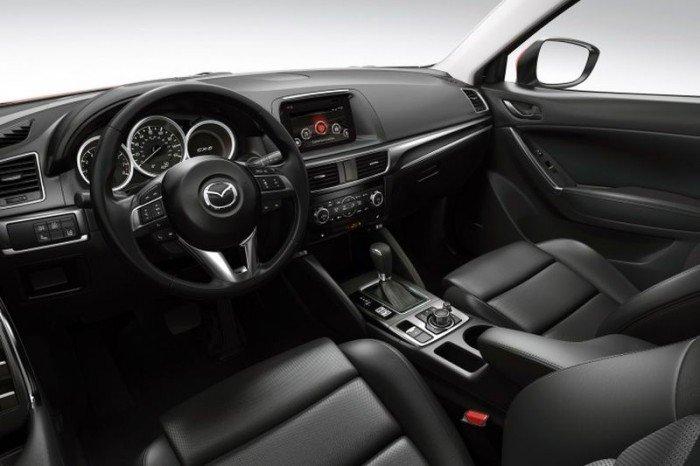 Bán xe Mazda CX 5 2.0  màu đỏ . cam kết giá rẻ nhất Vĩnh Phúc 7