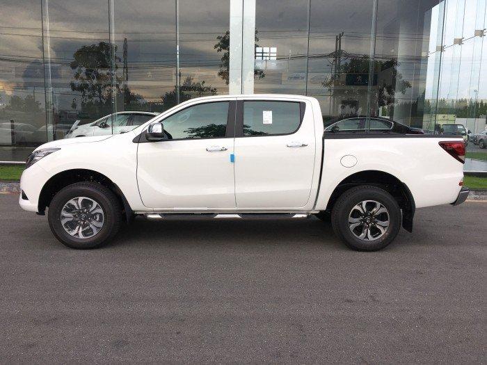 Bán xe Mazda BT 50 màu trắng . cam kết giá rẻ nhất Vĩnh Phúc 3