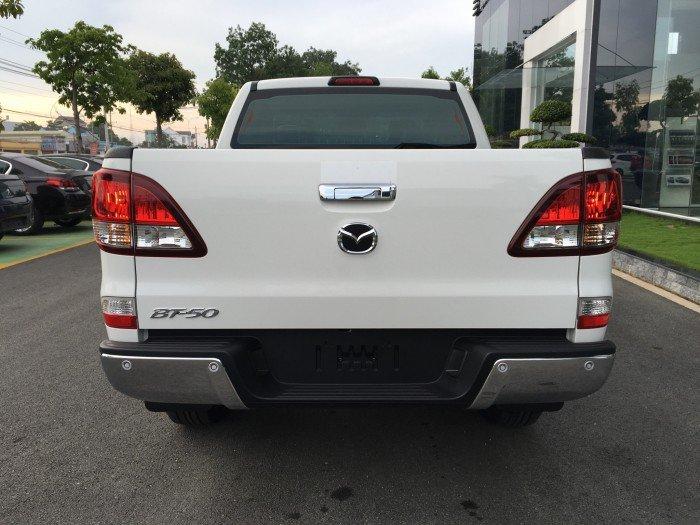 Bán xe Mazda BT 50 màu trắng . cam kết giá rẻ nhất Vĩnh Phúc 4