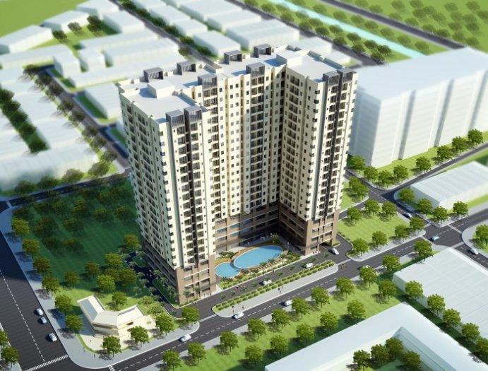 Căn hộ Kingsway Tower gần Aeon Mall Tân Phú giá chỉ 868tr/2pn/56m2
