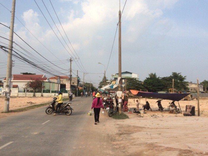Đất thổ cư chợ Hóa An, TP Biên Hòa, mua kinh doanh tốt