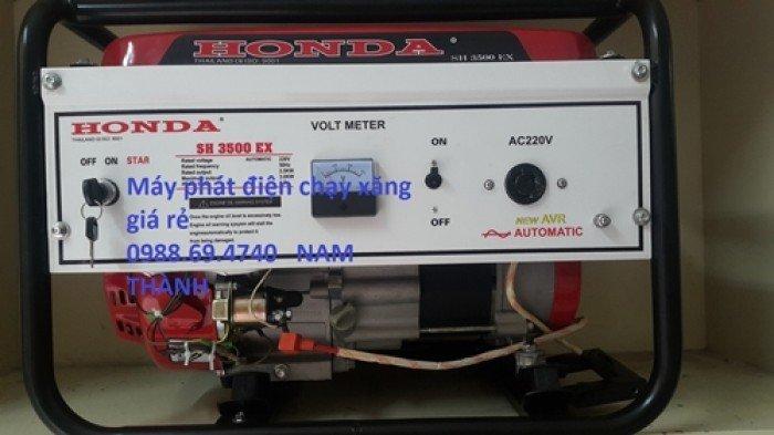 Máy phát điện Honda SH 3500EX1