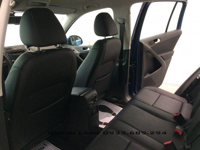 VOLKSWAGEN TIGUAN màu xanh nhập Đức - đối thủ của CX5, CRV, BMW X1 6