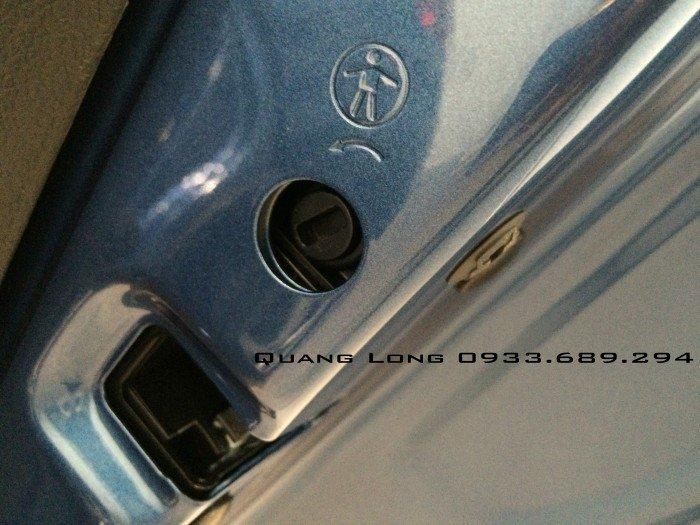 VOLKSWAGEN TIGUAN màu xanh nhập Đức - đối thủ của CX5, CRV, BMW X1 10