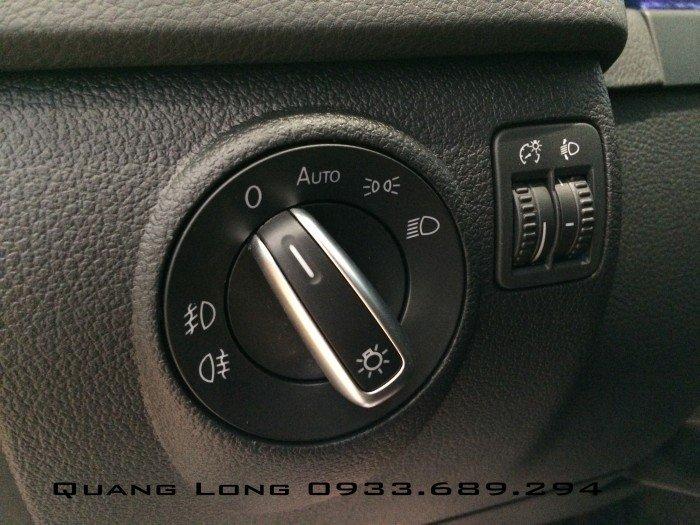 VOLKSWAGEN TIGUAN màu xanh nhập Đức - đối thủ của CX5, CRV, BMW X1 13