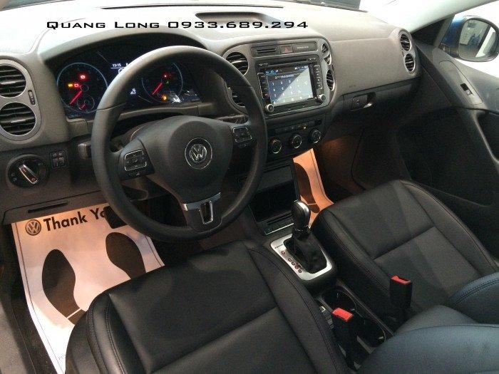 VOLKSWAGEN TIGUAN màu xanh nhập Đức - đối thủ của CX5, CRV, BMW X1 18