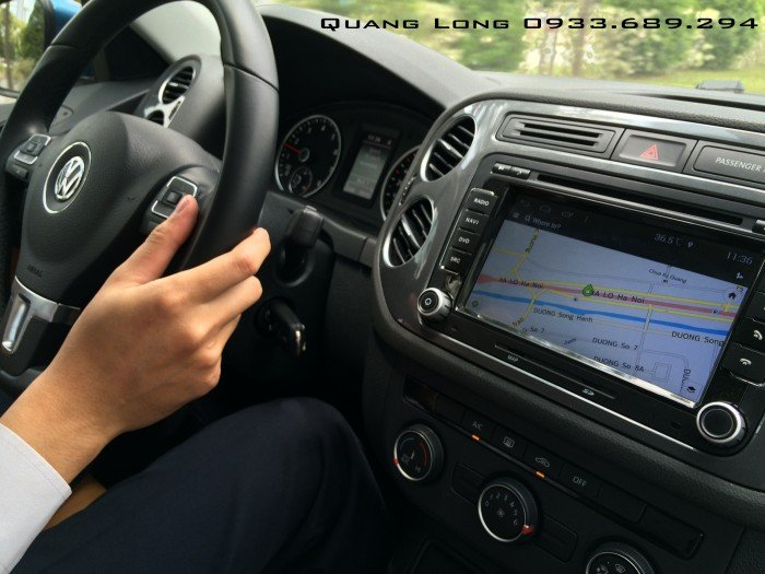 VOLKSWAGEN TIGUAN màu xanh nhập Đức - đối thủ của CX5, CRV, BMW X1 21