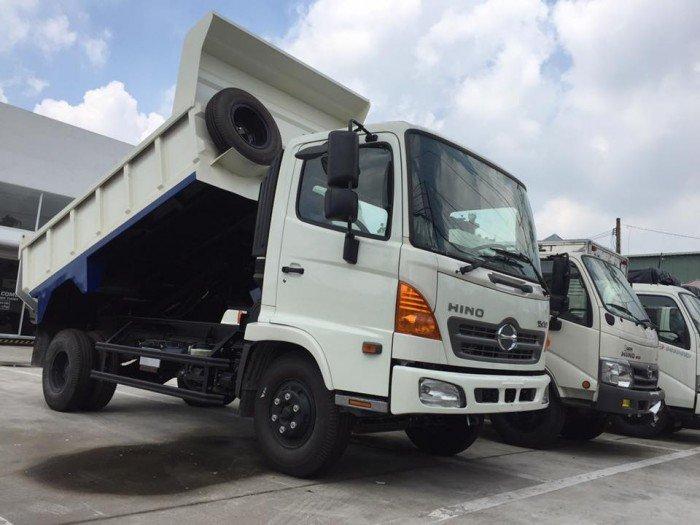 Hino Fc ben tải 5t8 thùng chất lượng